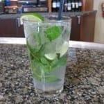Cheers – Sonoma Wine Mohito