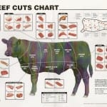 Beef Cuts Charts – Where does a cut come from?