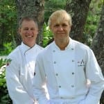 Clark Frasier and Mark Gaier, Chefs and Owners of Arrows and a Lobster Shortcake Recipe