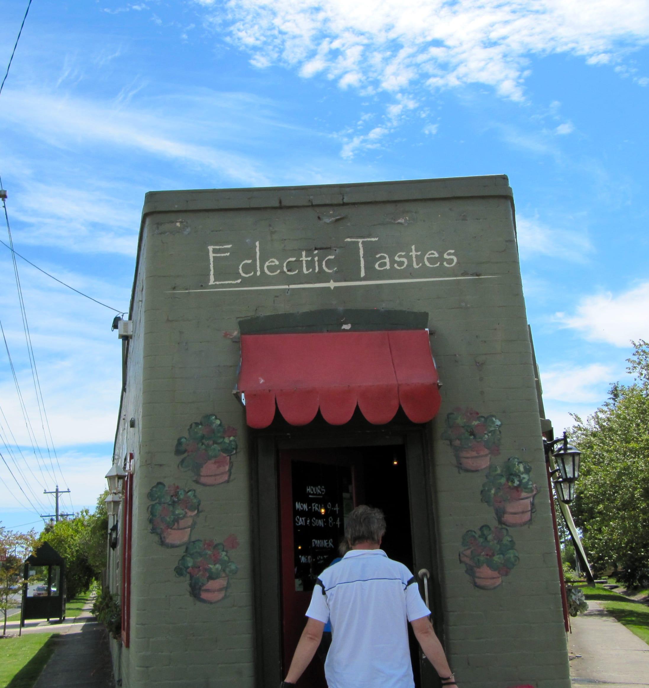 Eclectic tastes ballarat