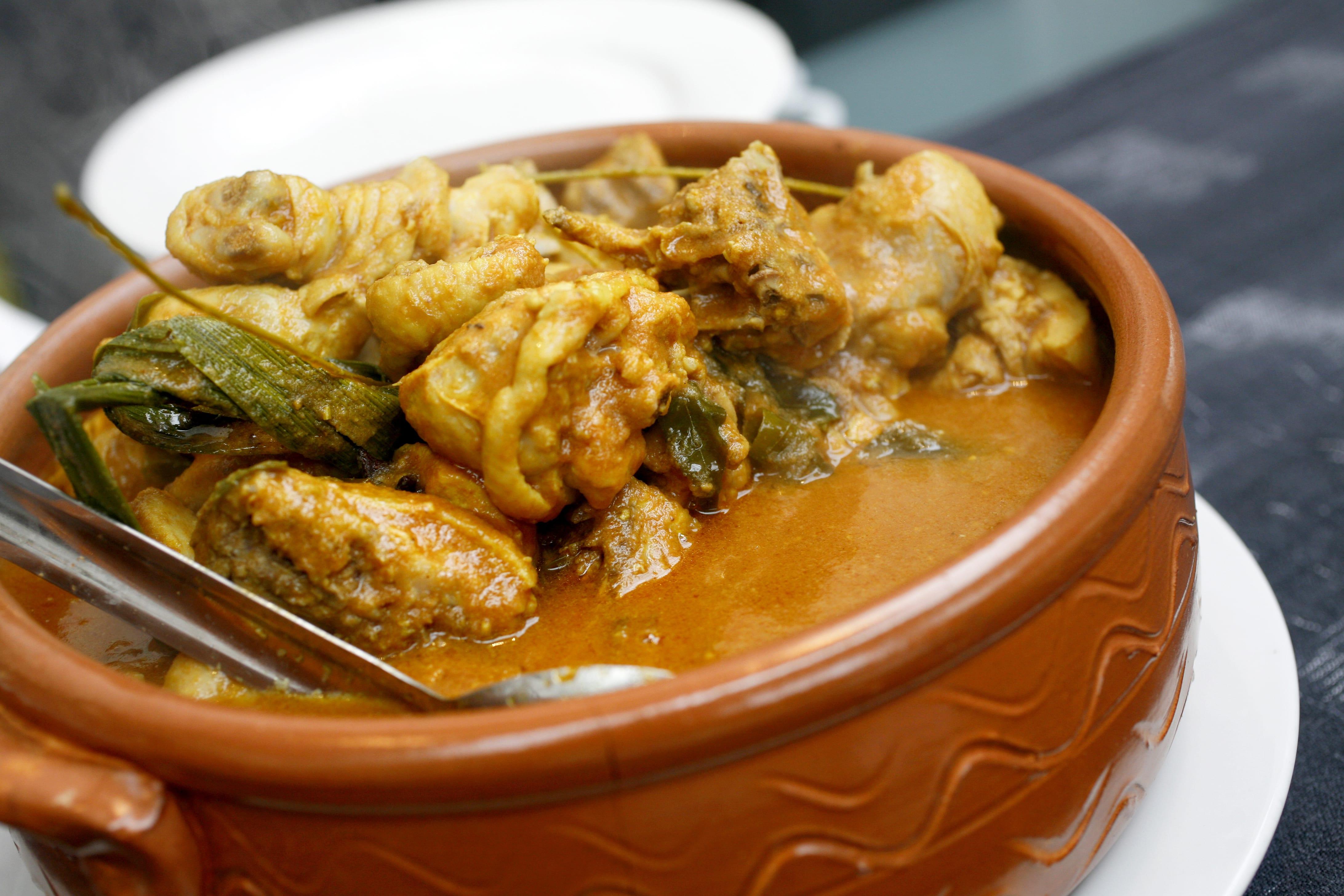 Курица карри рецепт по -индийски