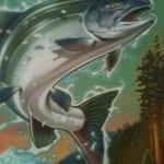 Tastes: Wild Sock Eye Salmon with Salsa