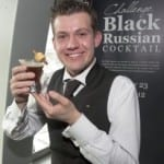 Belgium Black Time Cocktail Recipe from Julien Duvivier of Hotel Amigo Wins Black Russian Challenge