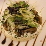 Chef Mitchell Kaldrovich from Sea Glass and His Wild Mushroom Tart