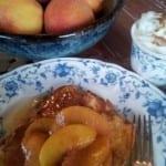 Horse Stamp Inn Cooks Georgia Peach French Toast