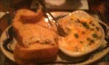 Mac & Cheese & Shrimp Photo: Skip Mays