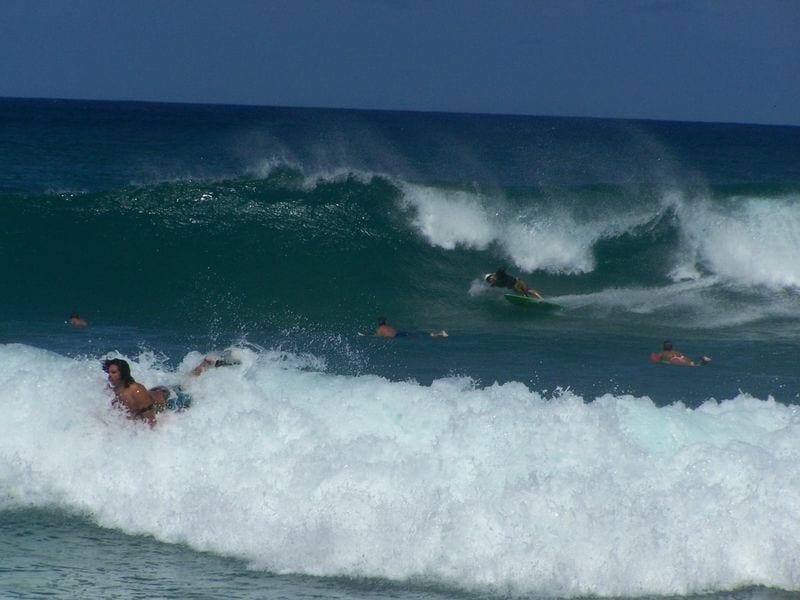 North Shore Oahu Photo: Michelle M. Winner