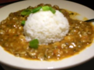 Crawfish Etouffee Photo: Maralyn D. Hill