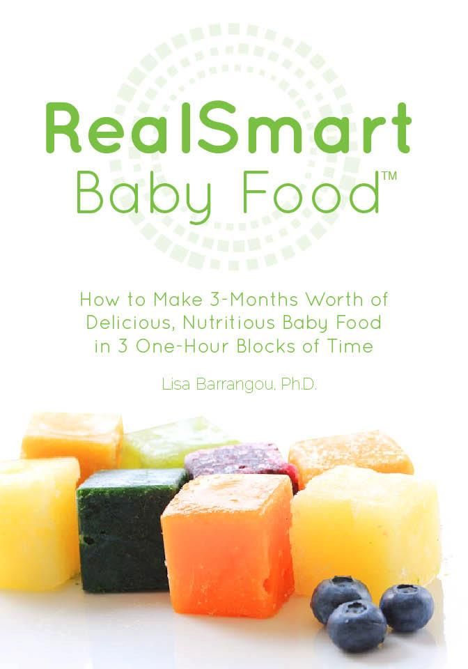 Lisa Barrangou Author of RealSmart Baby Food