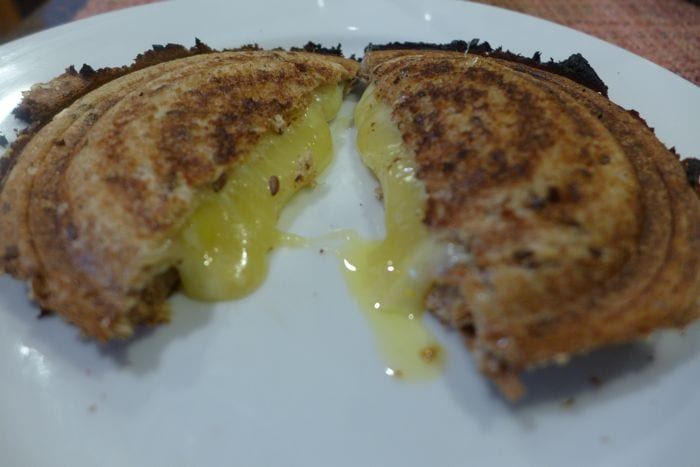 Castello Moments with a Toas-Tite Grilled Cheese
