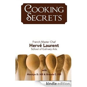 Cooking Secrets, The Why and How… Book Cover