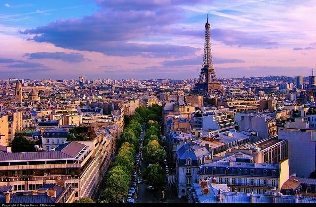 By Moyan Brenn, Paris