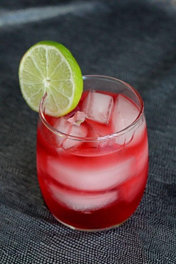 Cranberry Breeze Cocktail