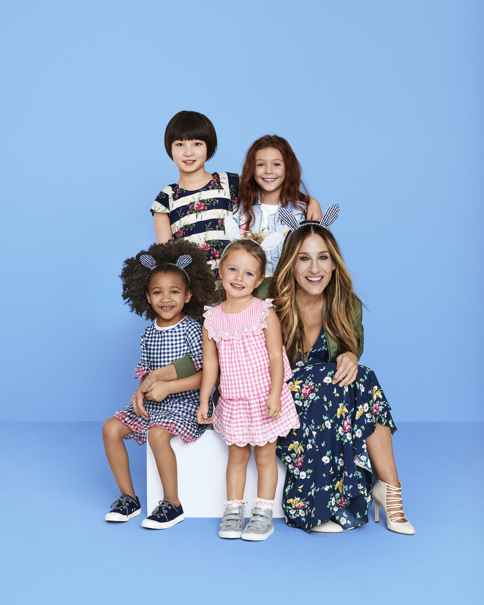 Sarah Jessica Parker Gap Kids Shirt Be Friendly In Use Kids' Clothing, Shoes & Accs Clothing, Shoes & Accessories