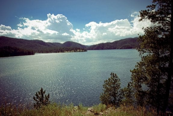 Top 6 best campgrounds near mount rushmore where and for Pactola lake cabins