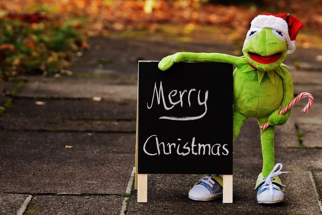 Merry Christmas kermit-1892046_1920
